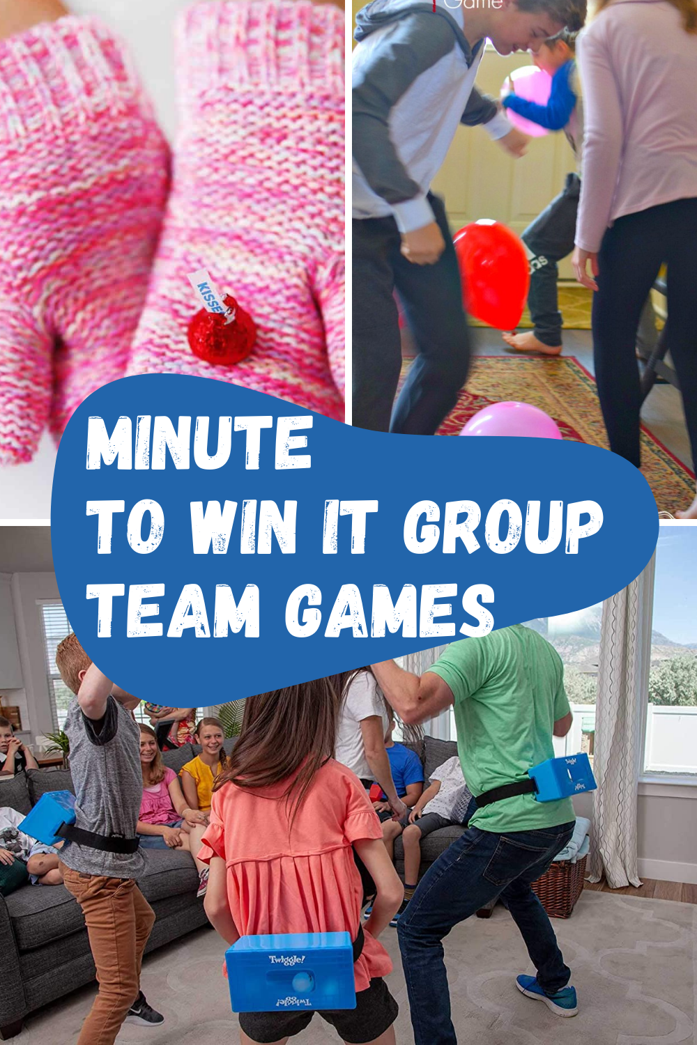 minute to win it team games