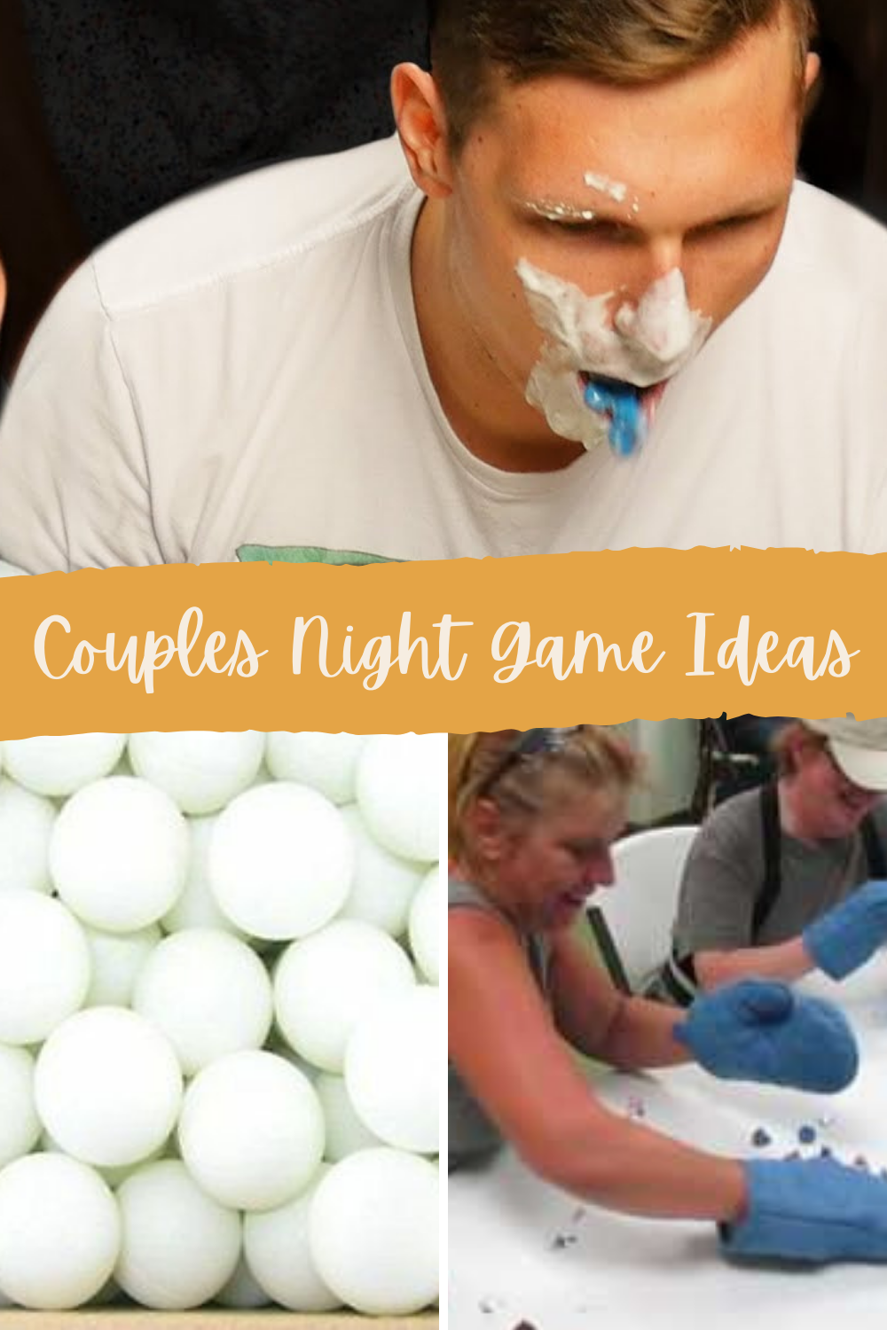 Couples Game Night Ideas