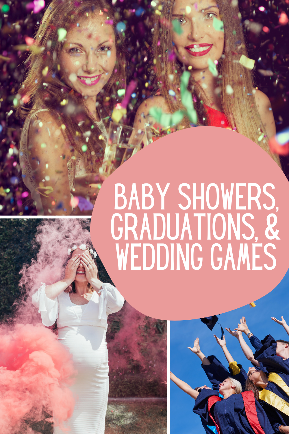 Baby Shower and Wedding Games