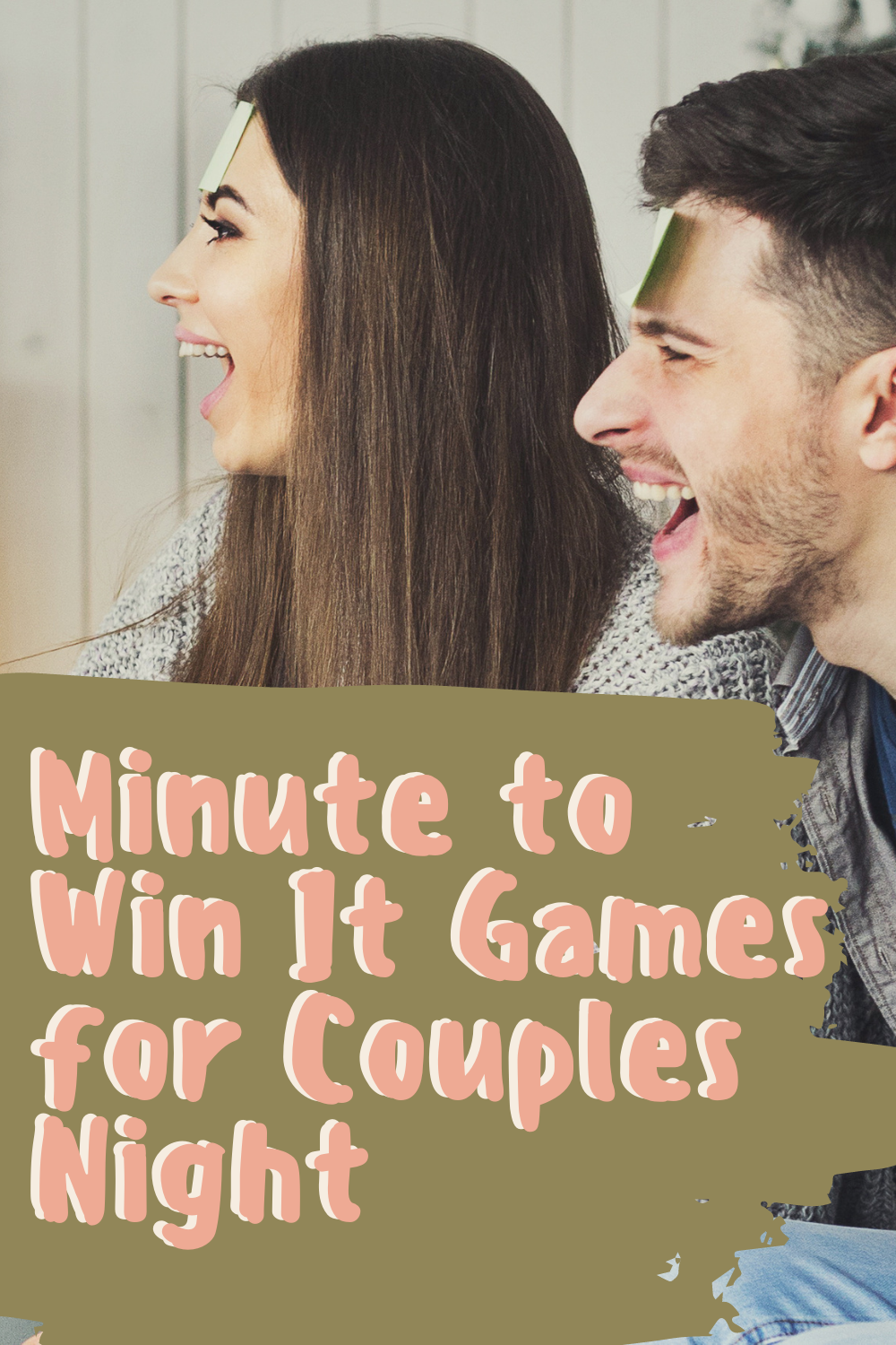 Minute to Win It Games for Couples