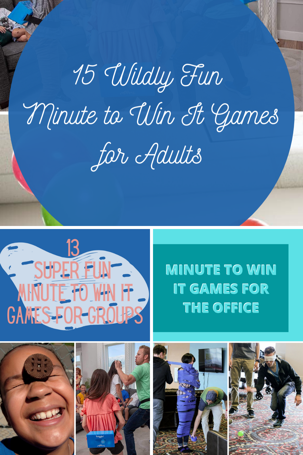 adult games that are easy to set up