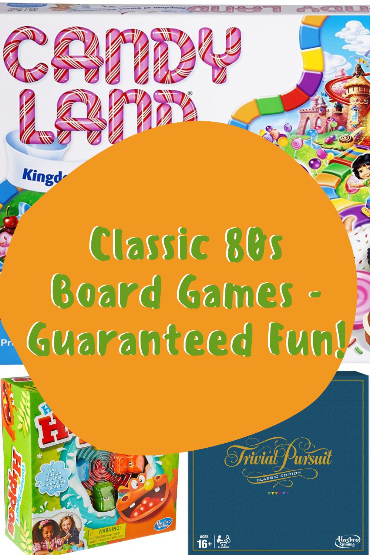 80s Board Games