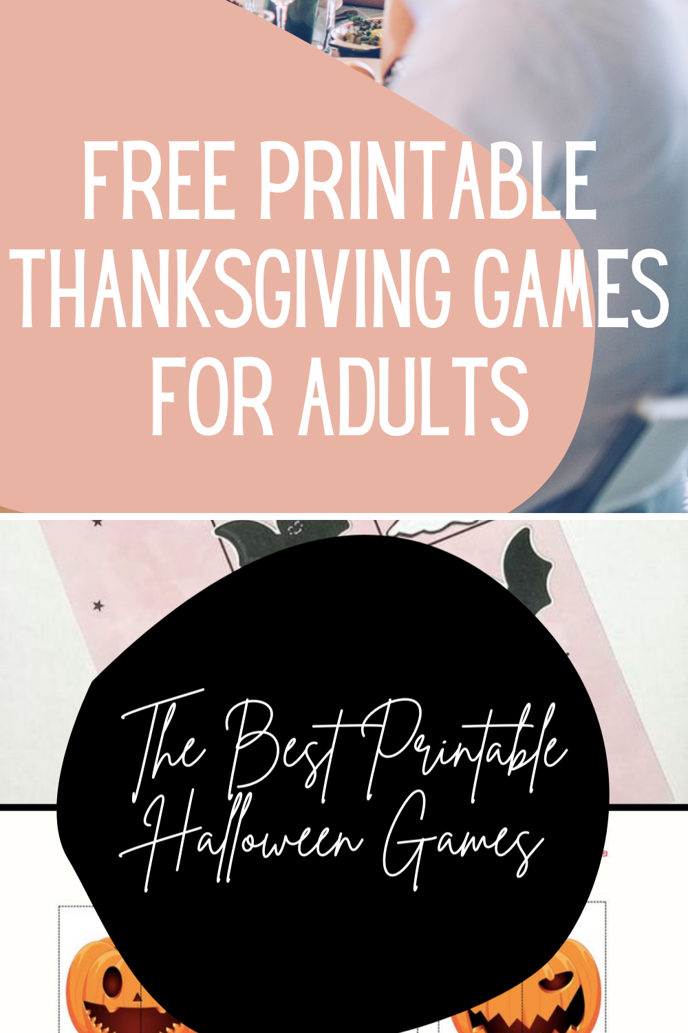 Holiday Printable Games Activities