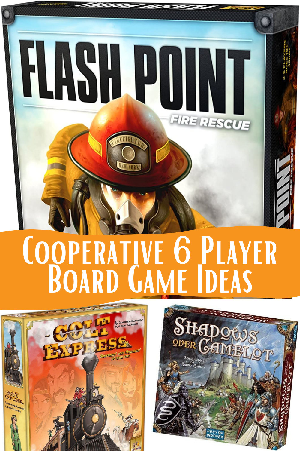 Cooperative Game Ideas For Fun Game Night At Home