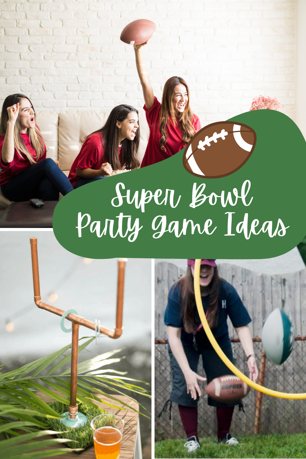 Super Bowl Betting Games For Virtual Super Bowl Parties