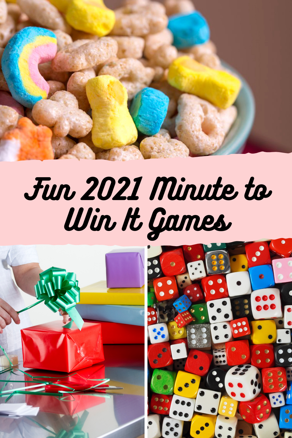 Fun Minute to Win It Games To Play In 2021