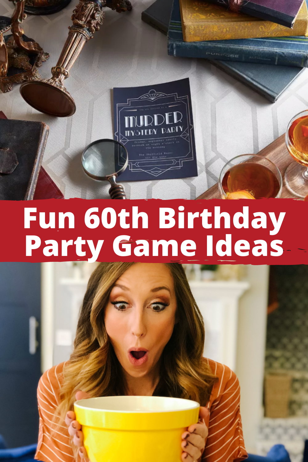 Fun 60th Birthday Party Games