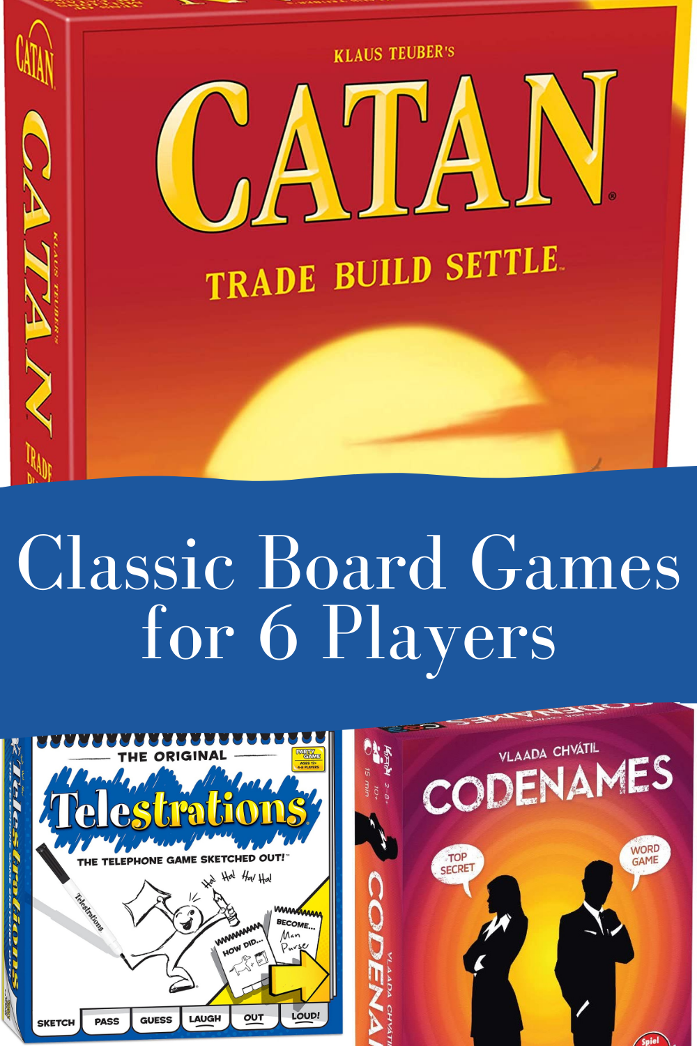 Board Games 6 Player For Group Games