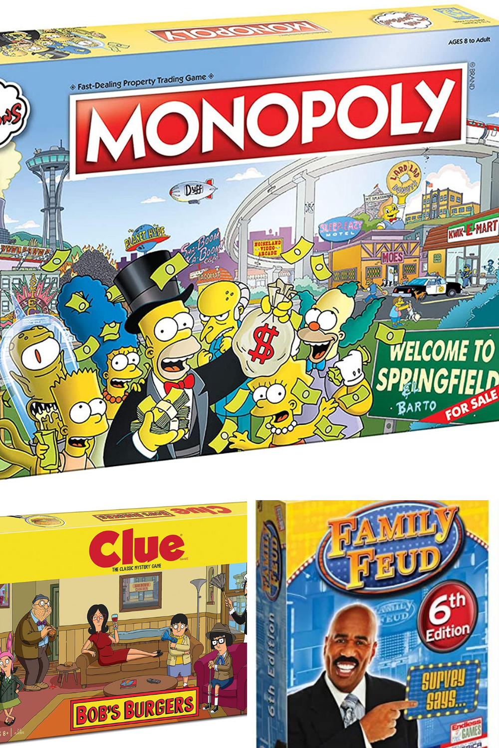 classic games from television