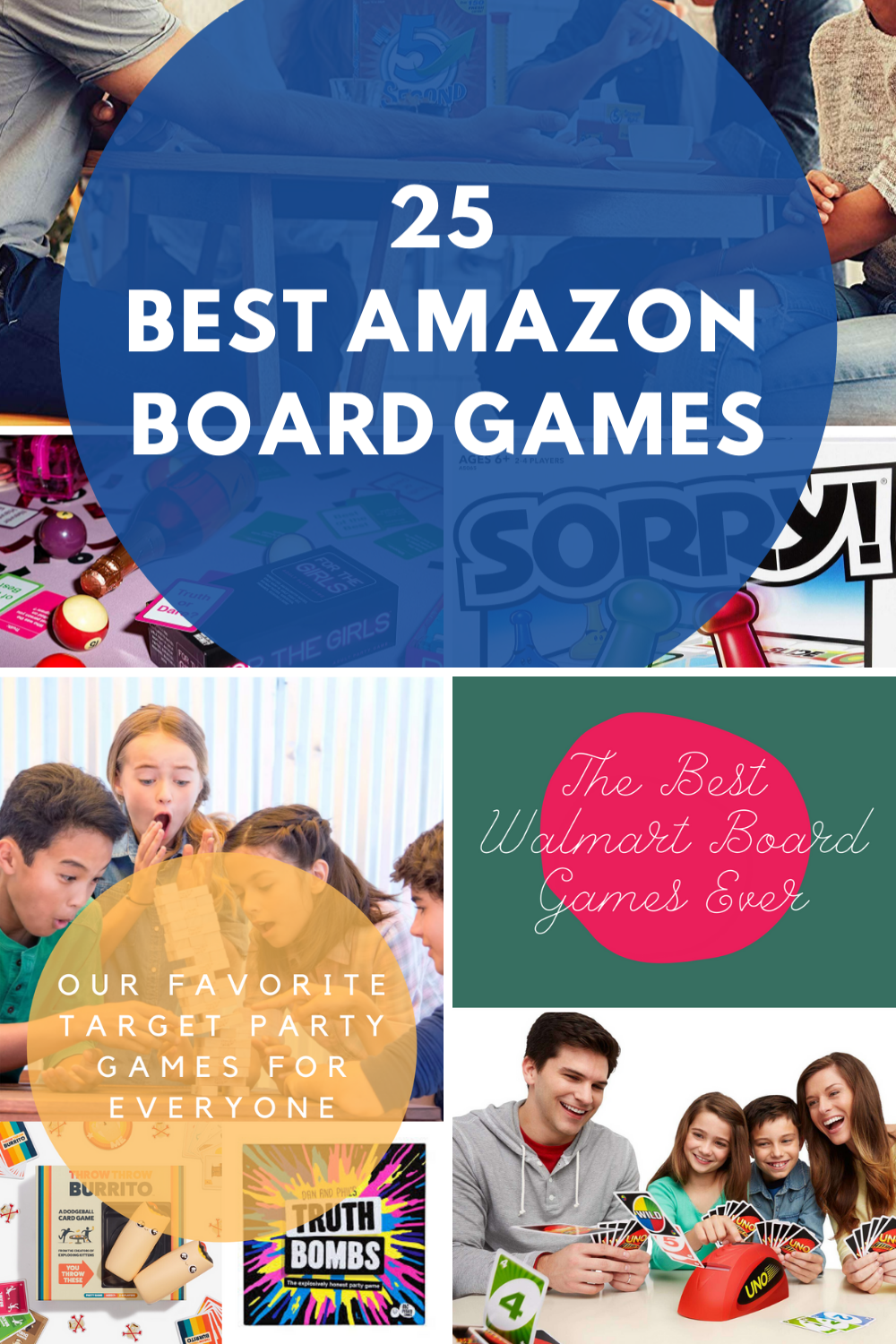 Best Board Games to Buy As A Family In 2021