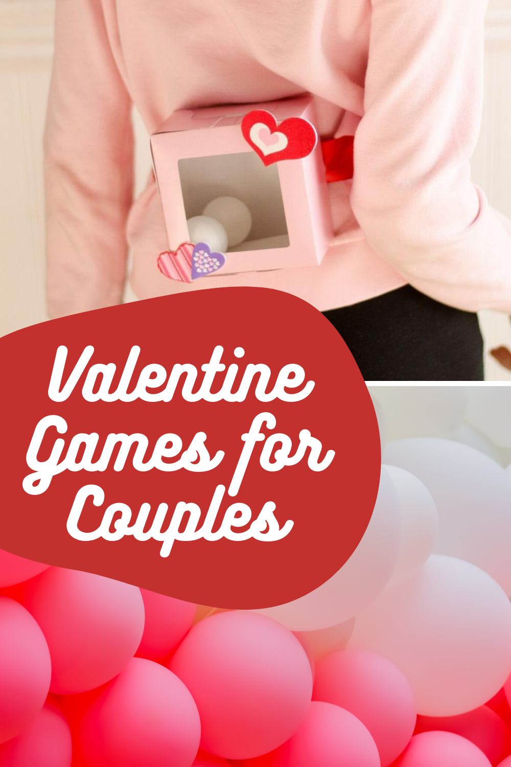 Cute Minute to Win It Valentine Games For Couples