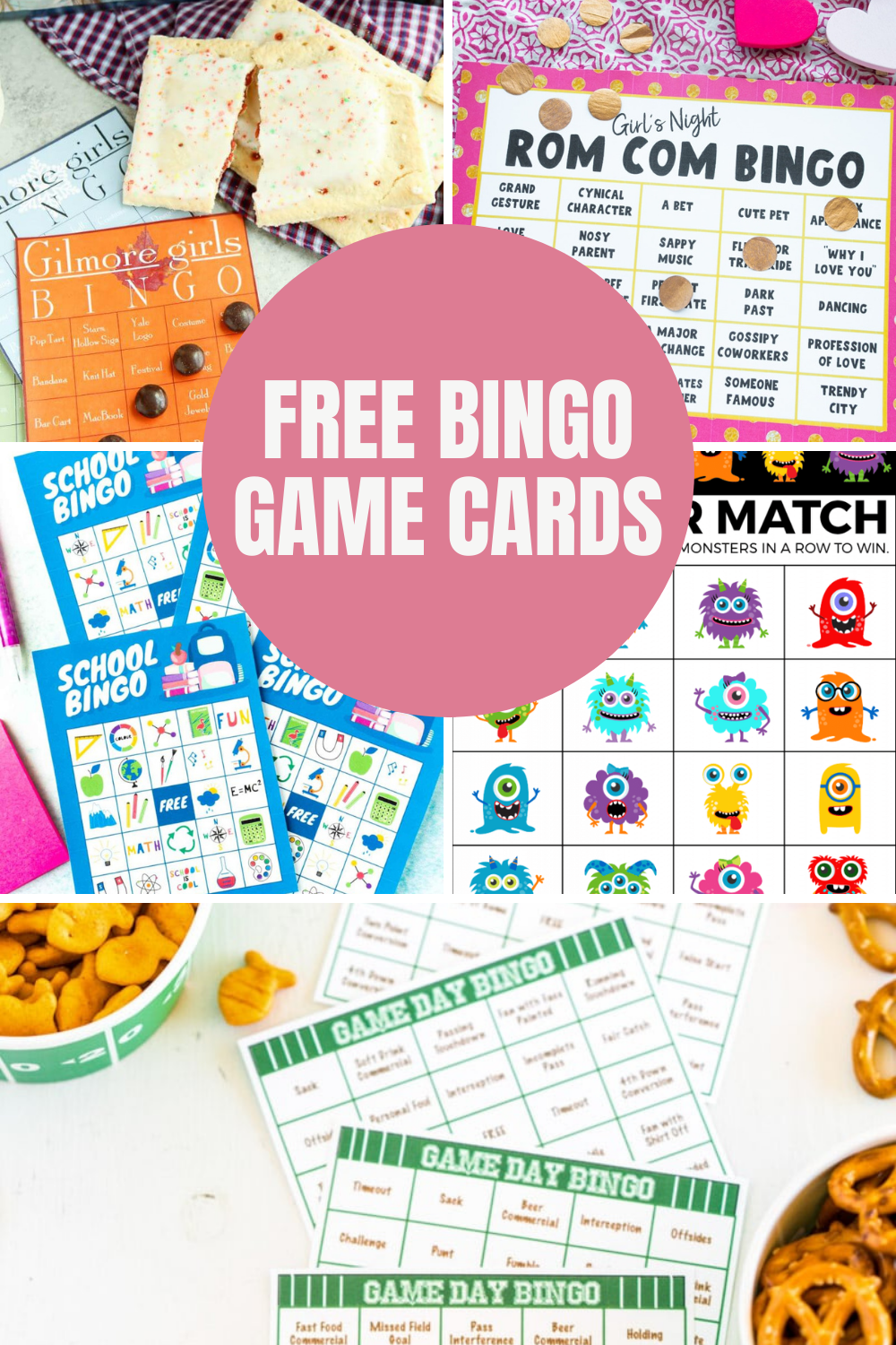 Free Bingo Games To Print At Home