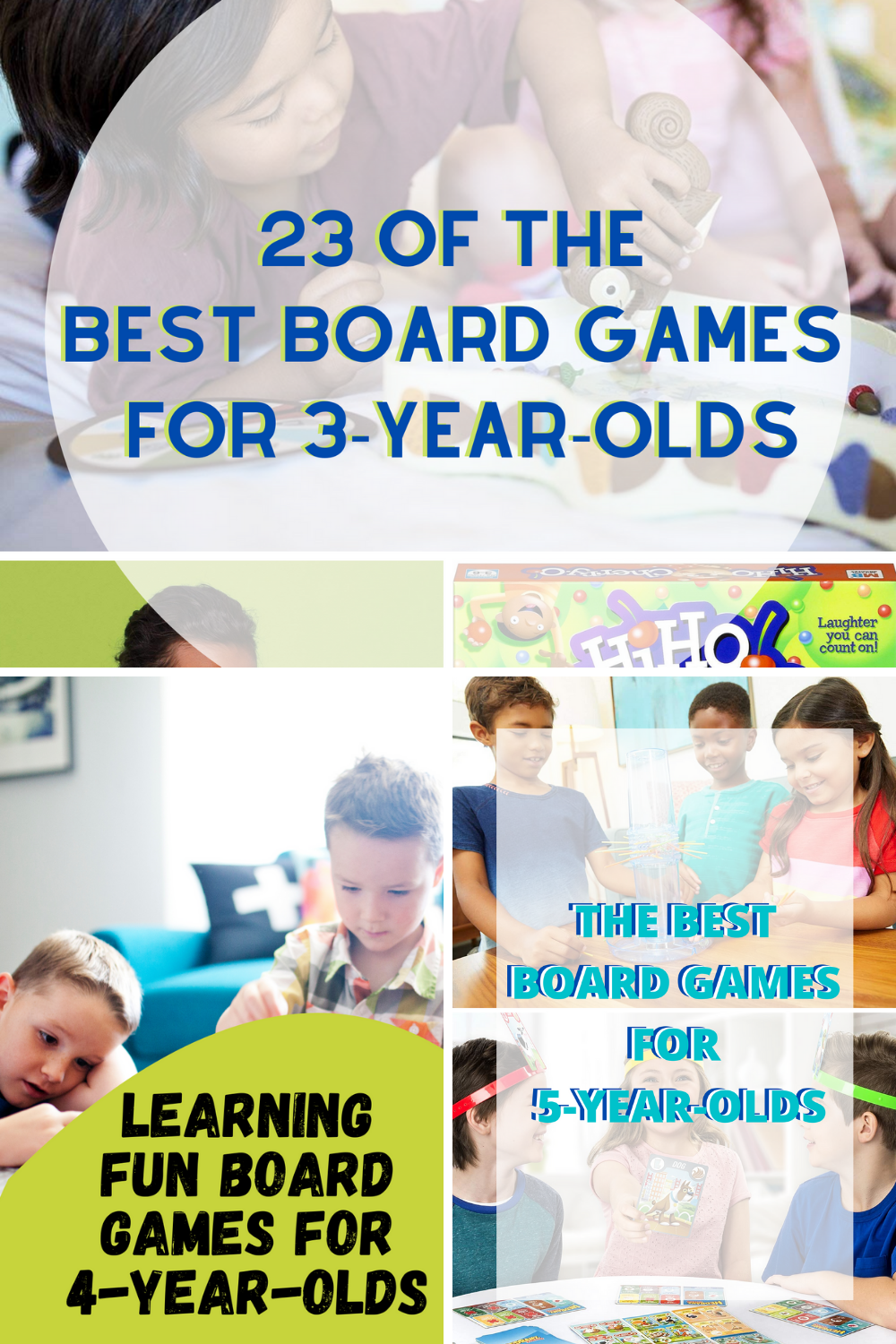 Kids Board Game Ideas You've Not See Before
