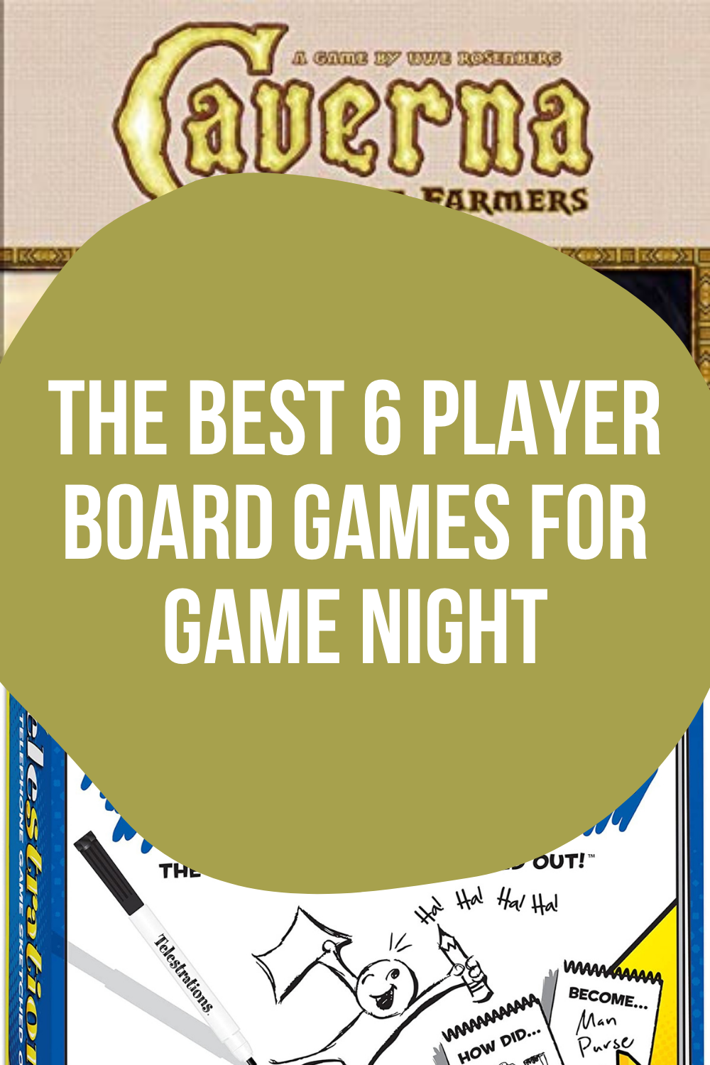 Best 6 Player Board Games