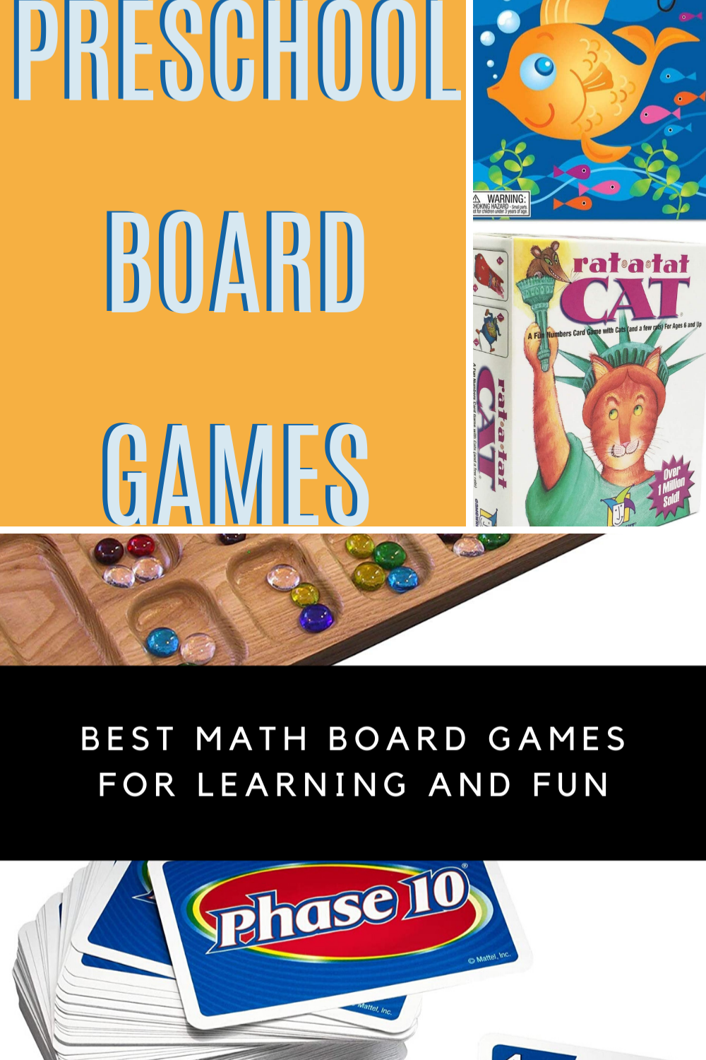 Top Learning Board Games for Distance Education & Homeschool