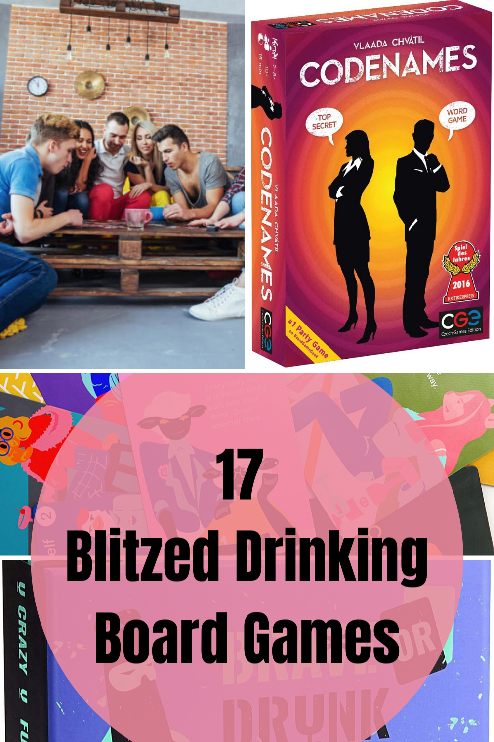Top Board Games For Adults in 2021