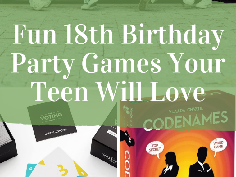 18th Birthday Party Games