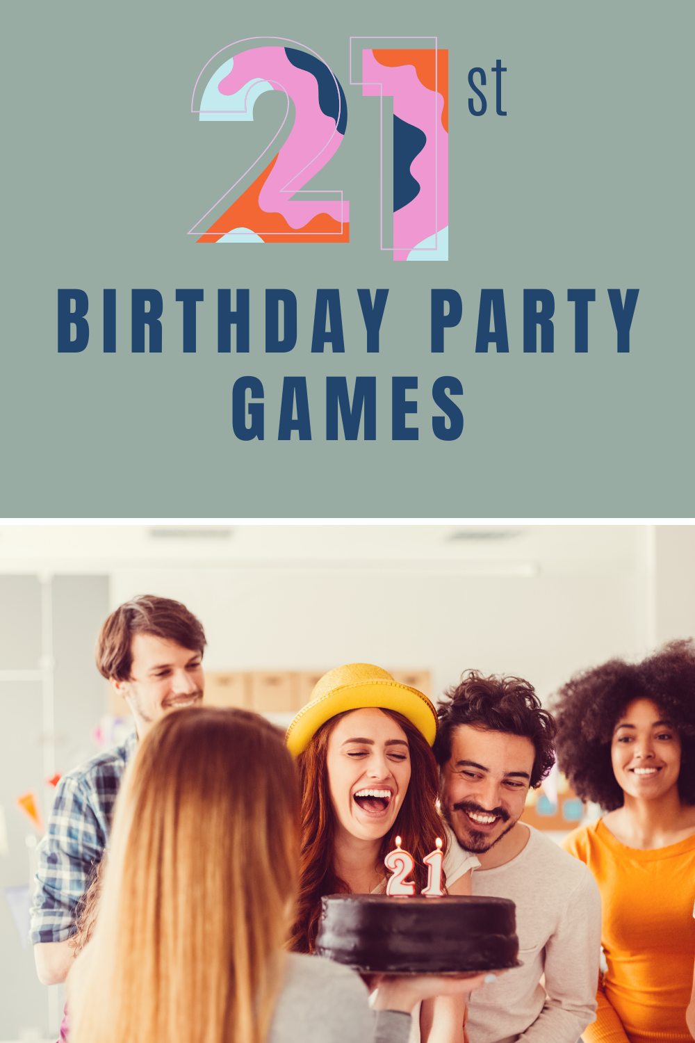 21st Birthday Party Games