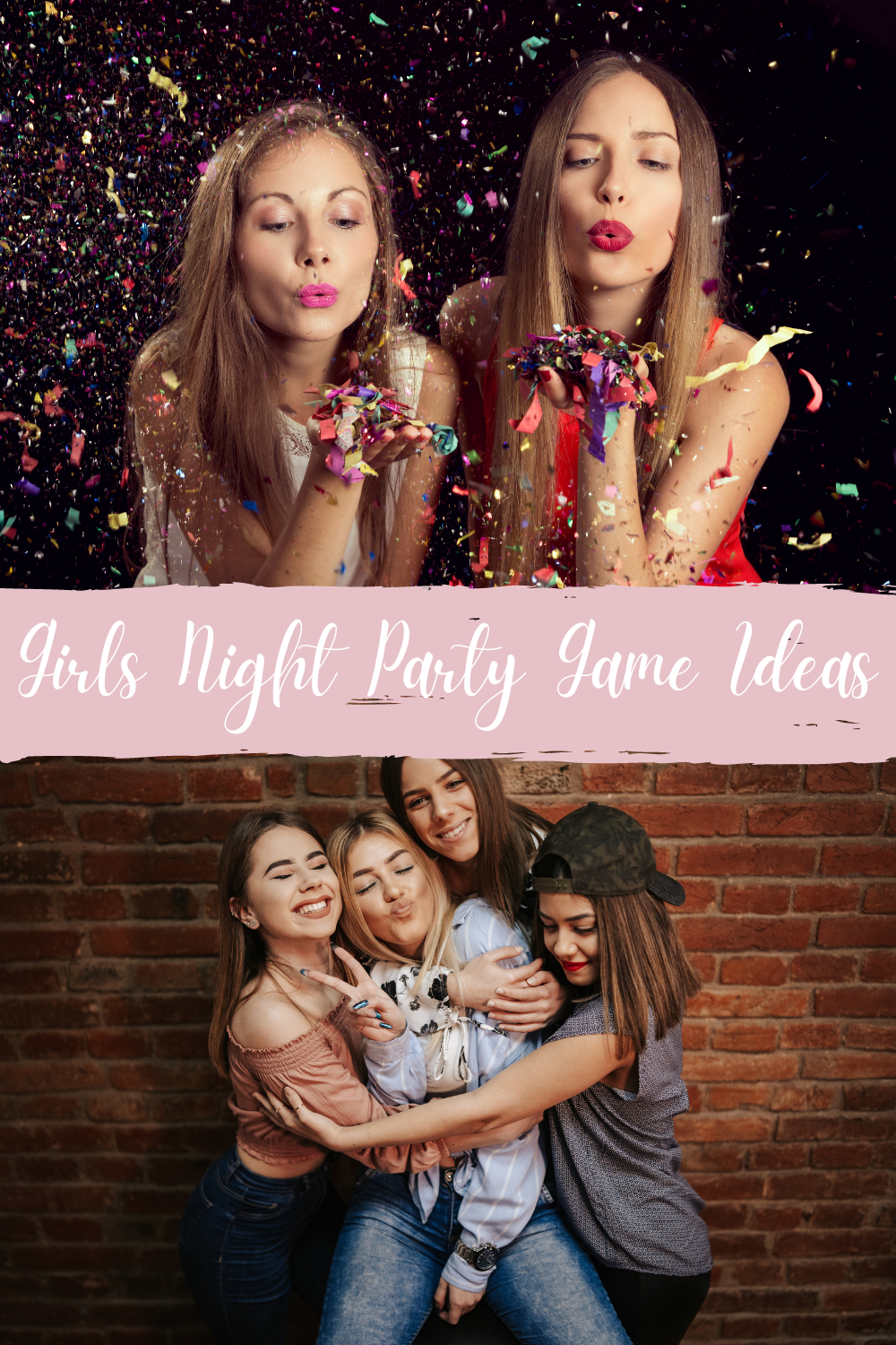 Girls Night Party Game Ideas