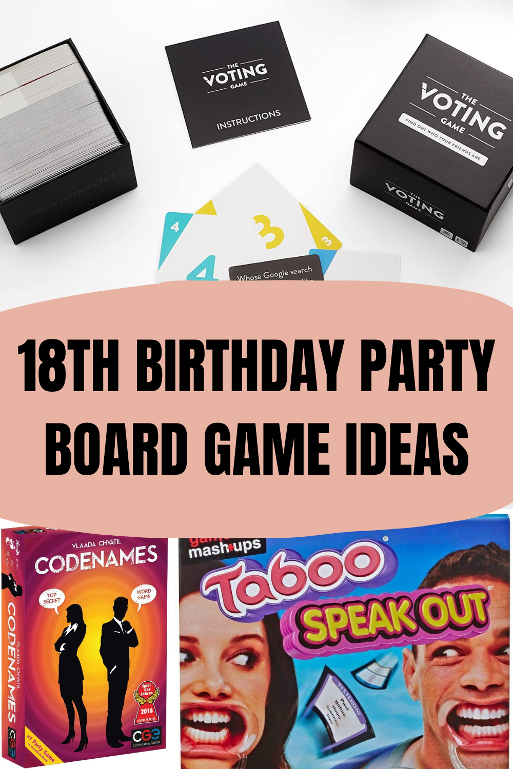 Birthday Party Game Ideas For Turning 18 Birthday Party Games To Buy