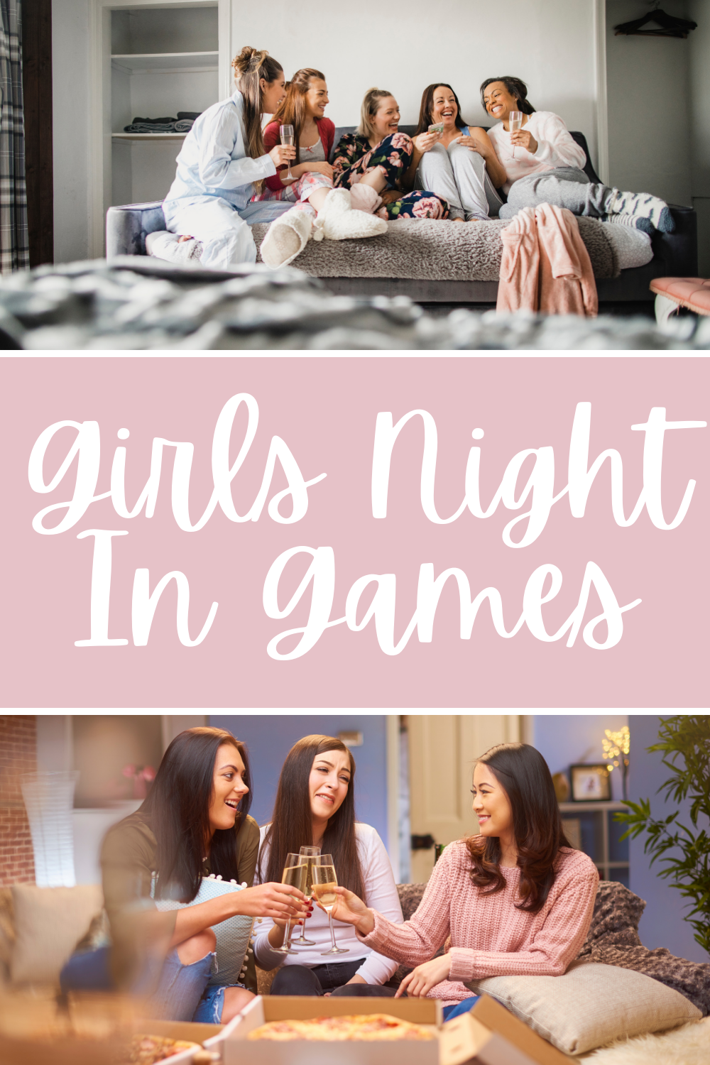 Girls Night In Party Games At Home