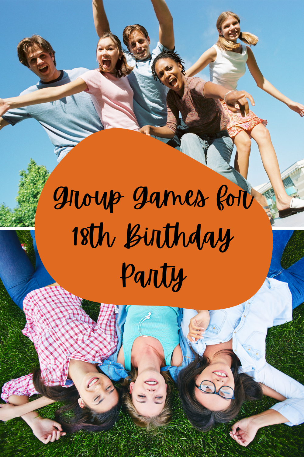 Group Game Ideas For 18th Birthday Fun