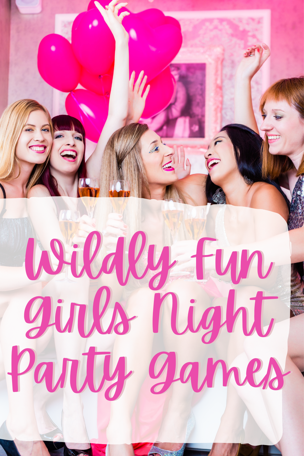 Girls Night Party Games
