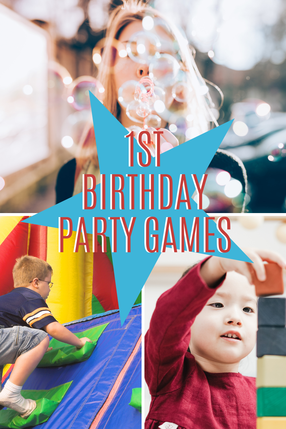 Fun 1st Birthday Party Games For Kids