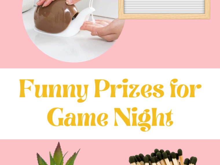 Prizes for Games