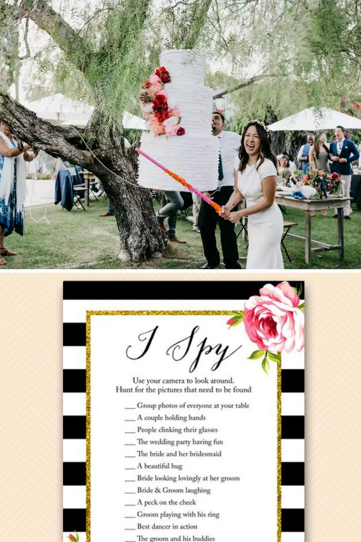 Wedding Reception ideas For Wedding Party