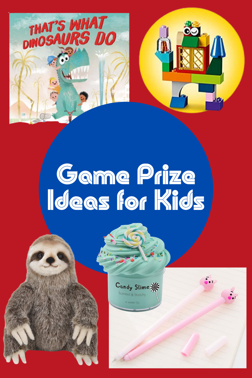 Game Prize Ideas For Kids