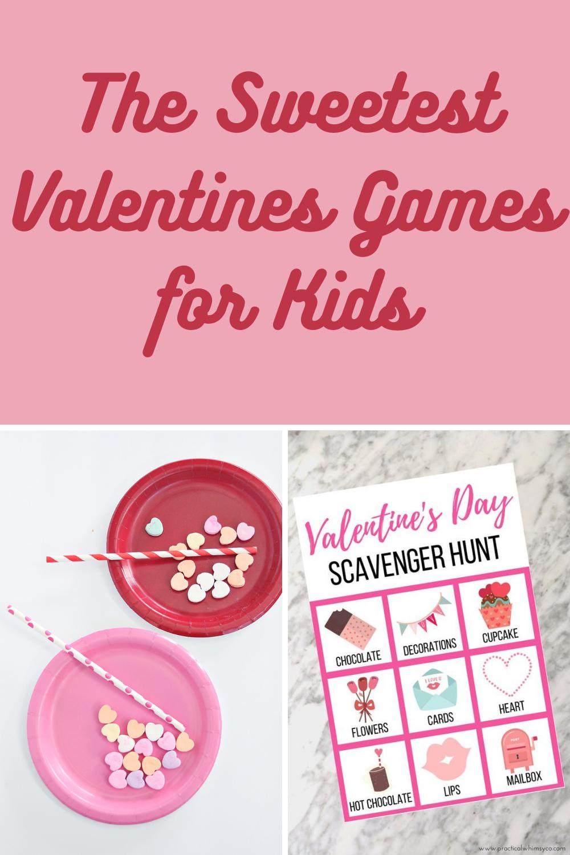 Valentines Games for Kids