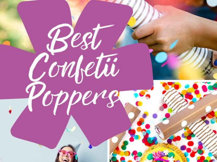 Best Confetti Popper