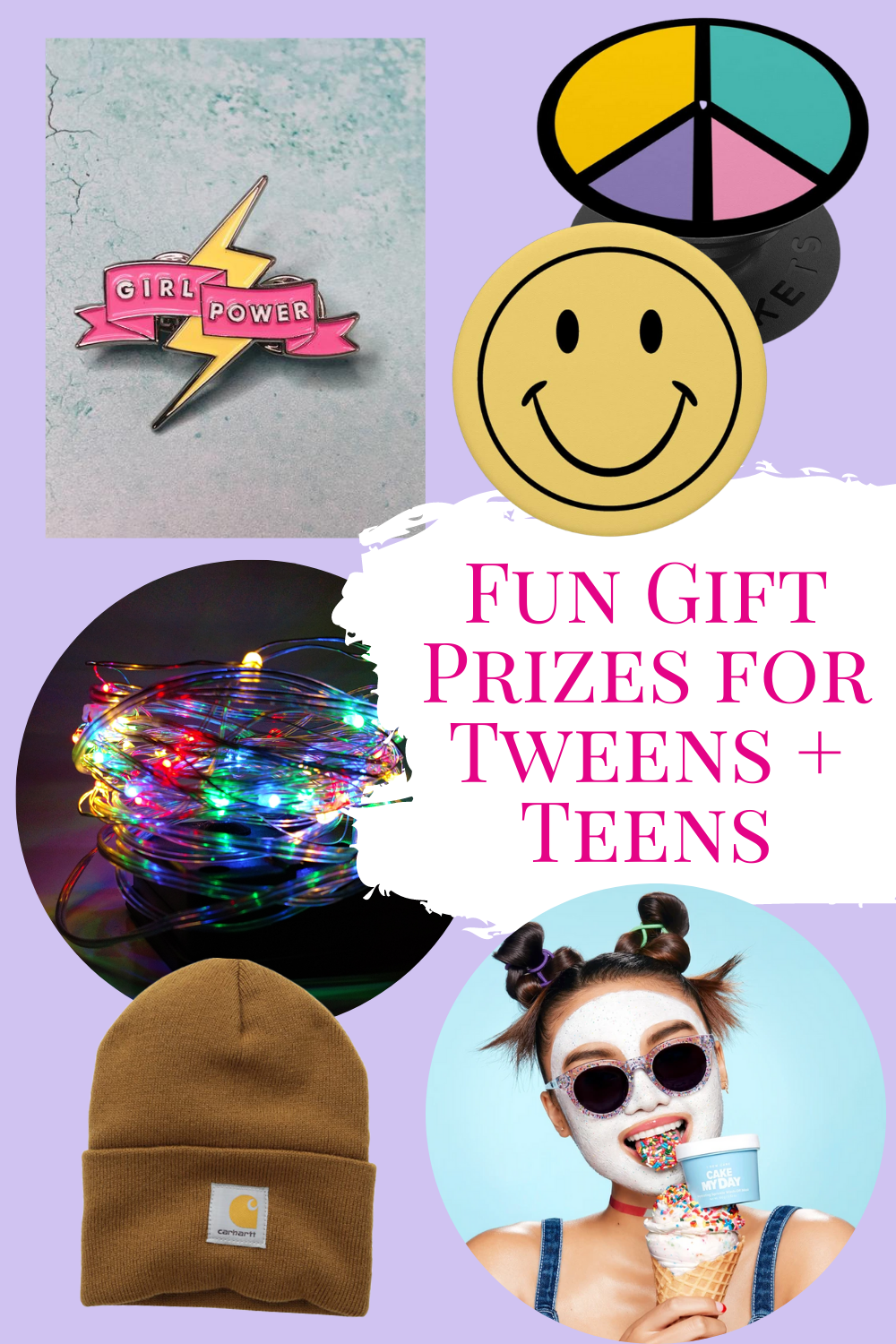 Party Prizes for Games for Teens