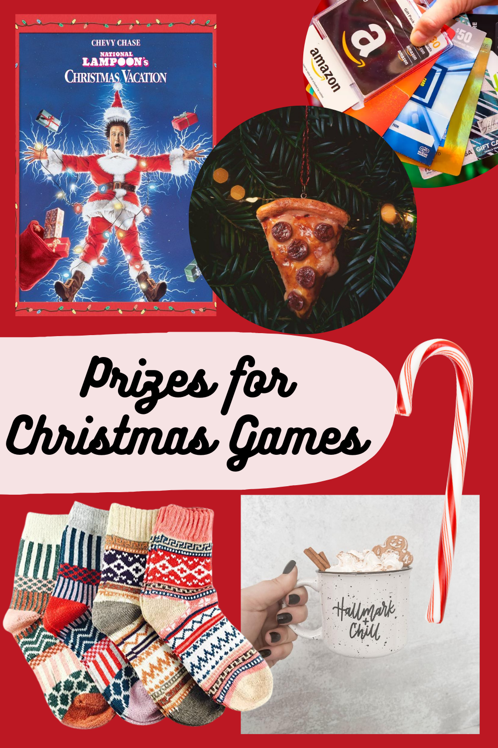 Best Prizes For Christmas Game Ideas