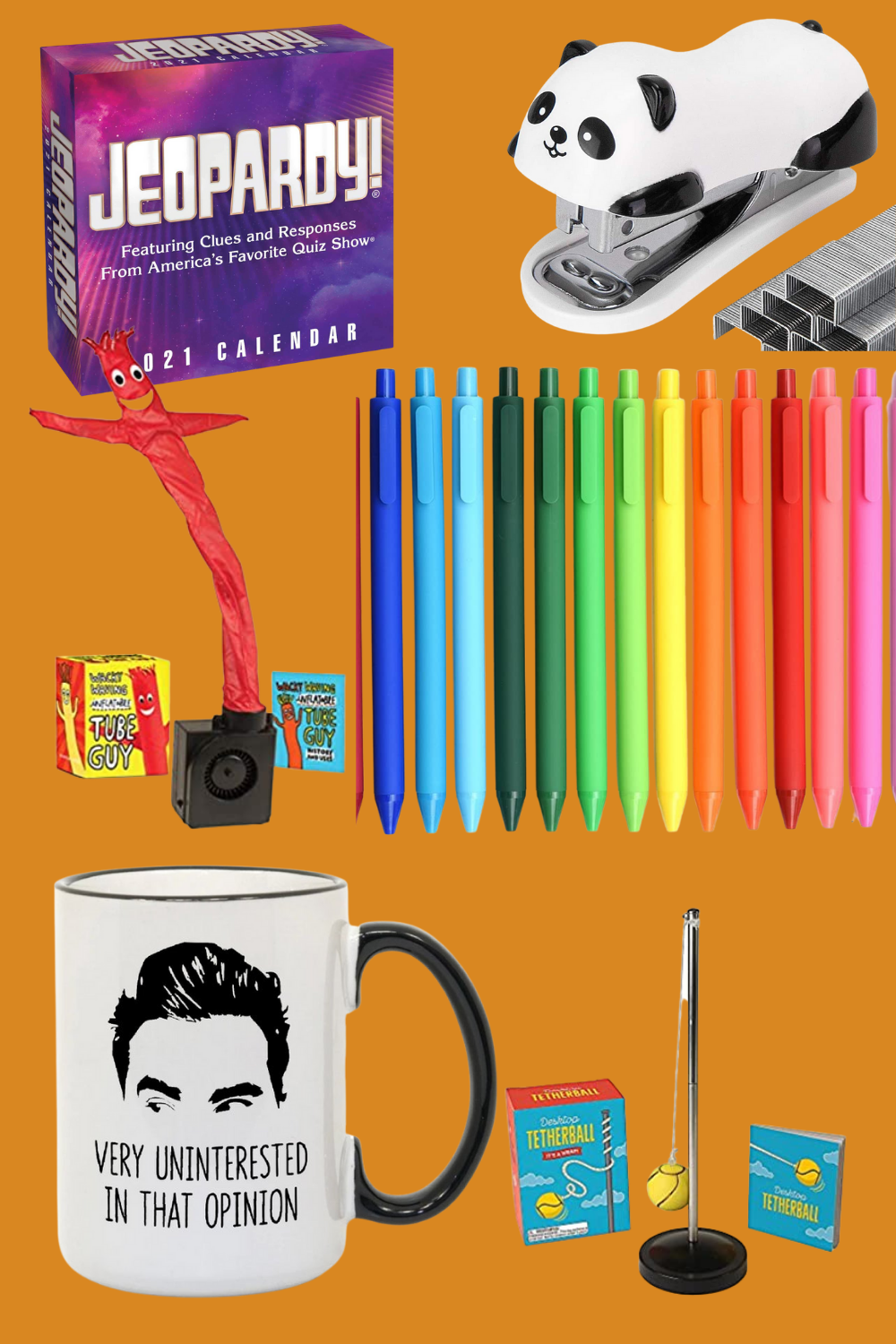 Office Party Prizes For Office Games