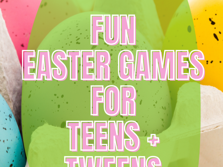 Easter Games for Teens