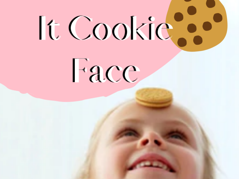 Minute to Win It Cookie Face
