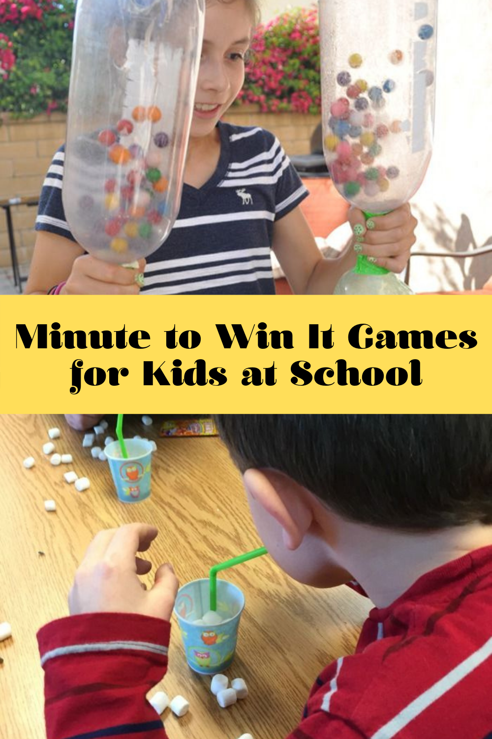 Classroom minute games for Kids at School