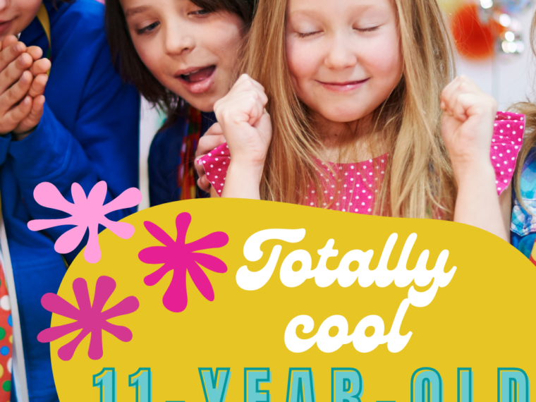 11-Year-Old Birthday Party Games