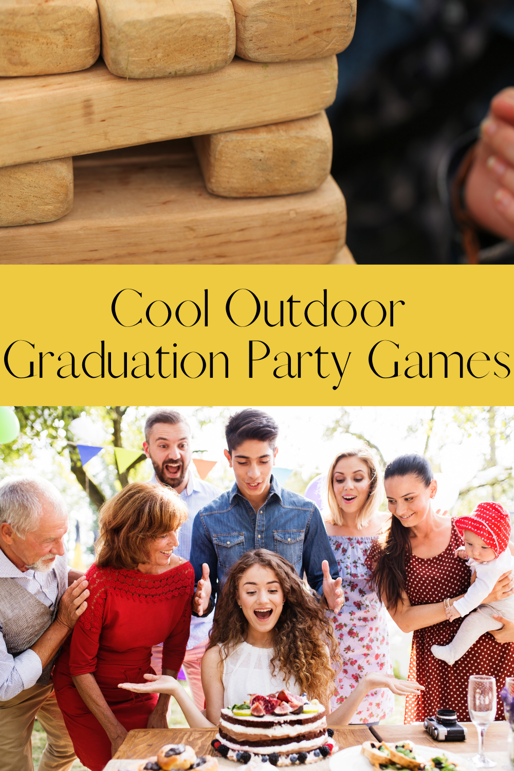 Cool Outdoor Graduation Party Games