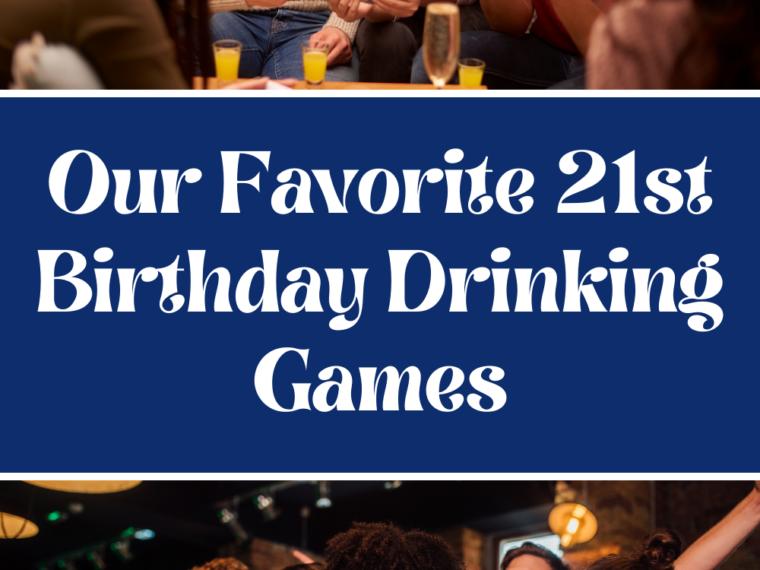 21st Birthday Games