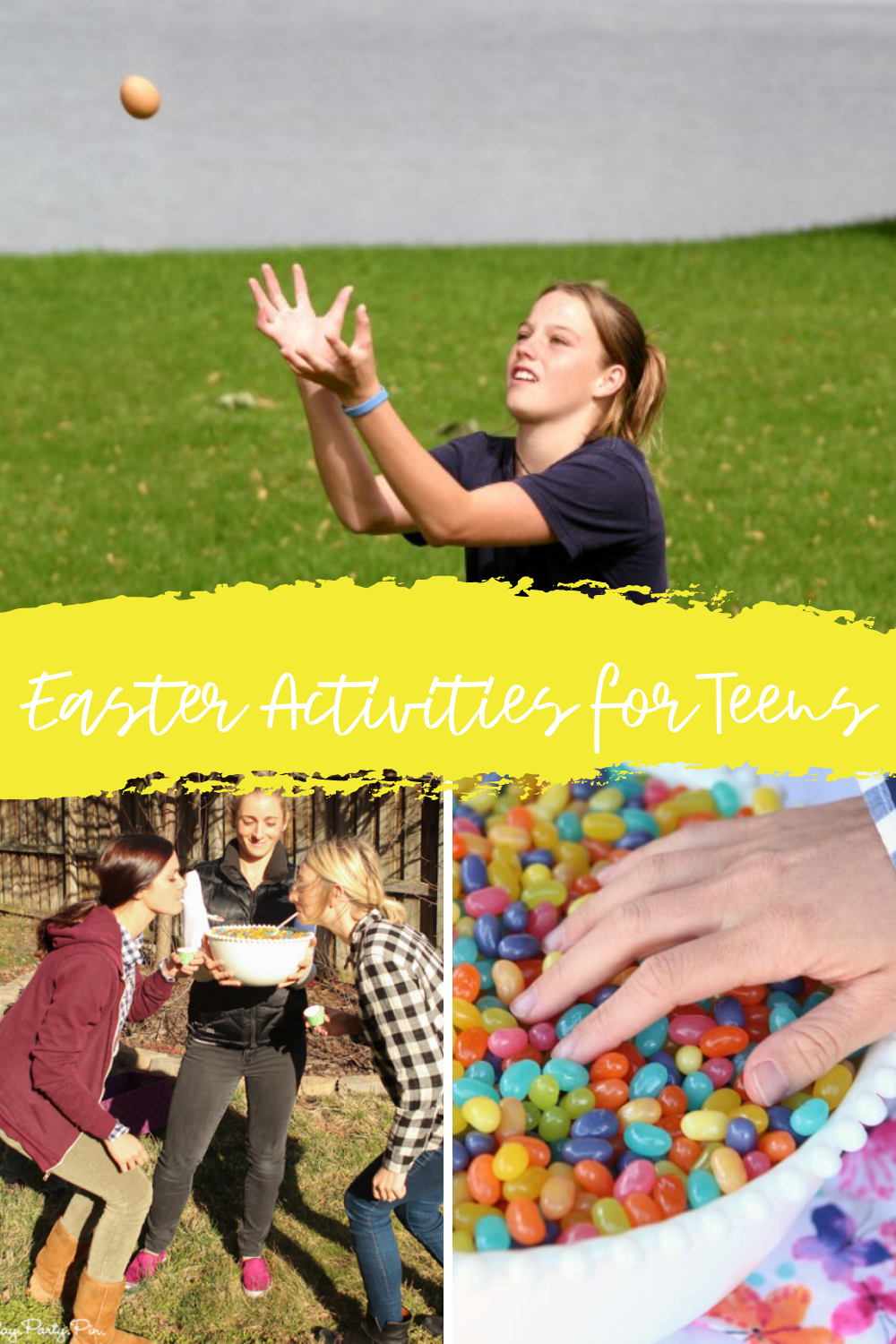 Outdoor Easter Games Teens Will Actually Play