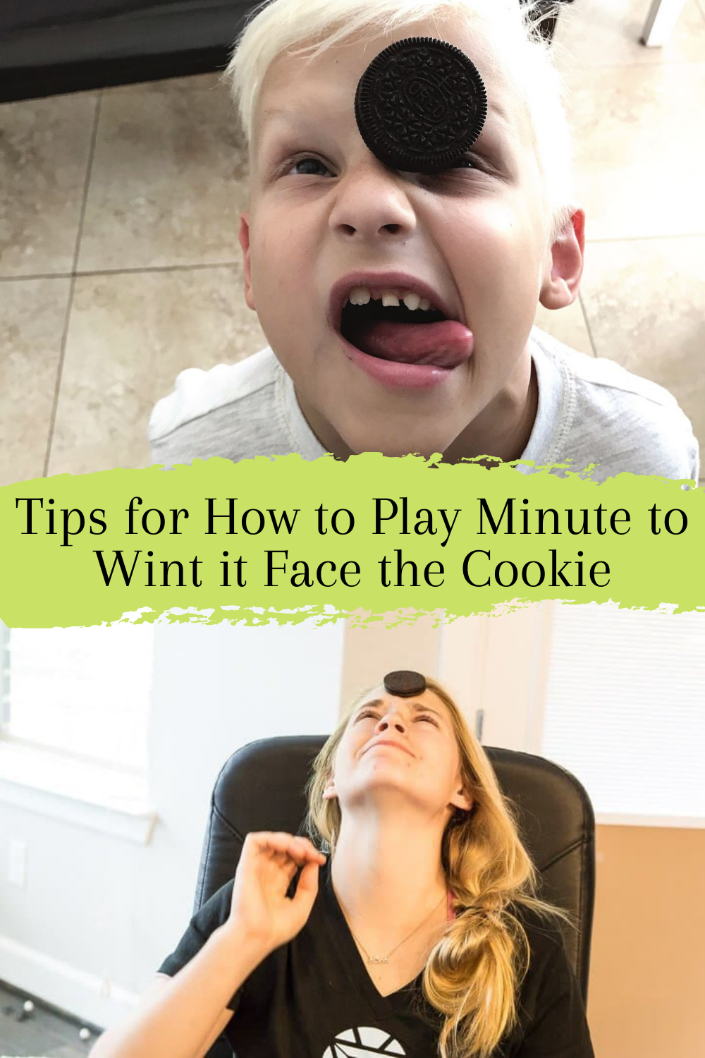 Tips for Playing Cookie Game minute to win it
