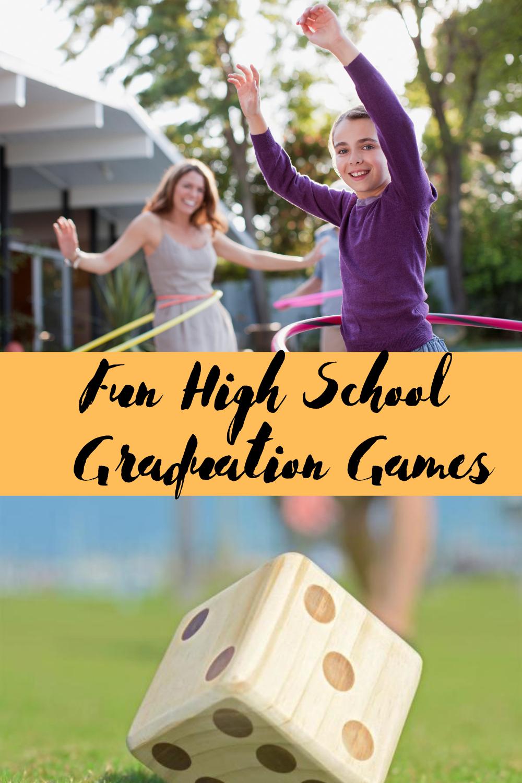 Outdoor High School Graduation Games for Parties