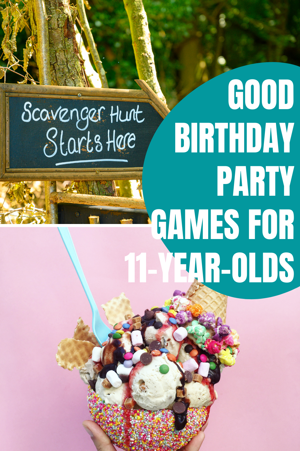 11-Year-Old Birthday Party Games Good Ideas