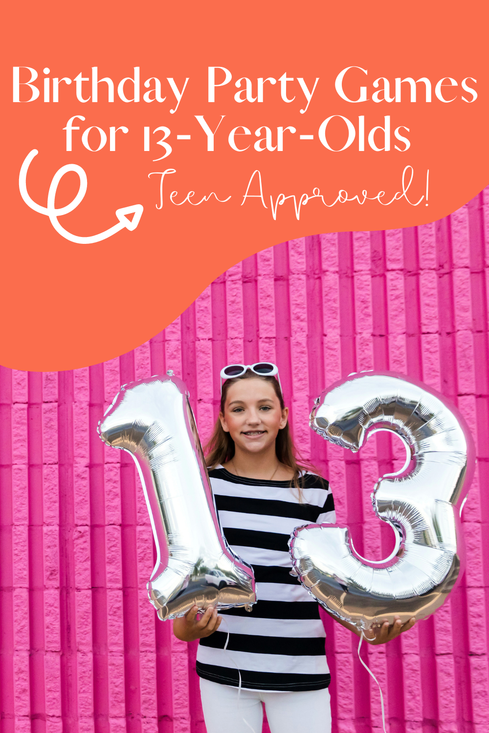 Fun Party Games for 13 Year Olds Teen Approved!