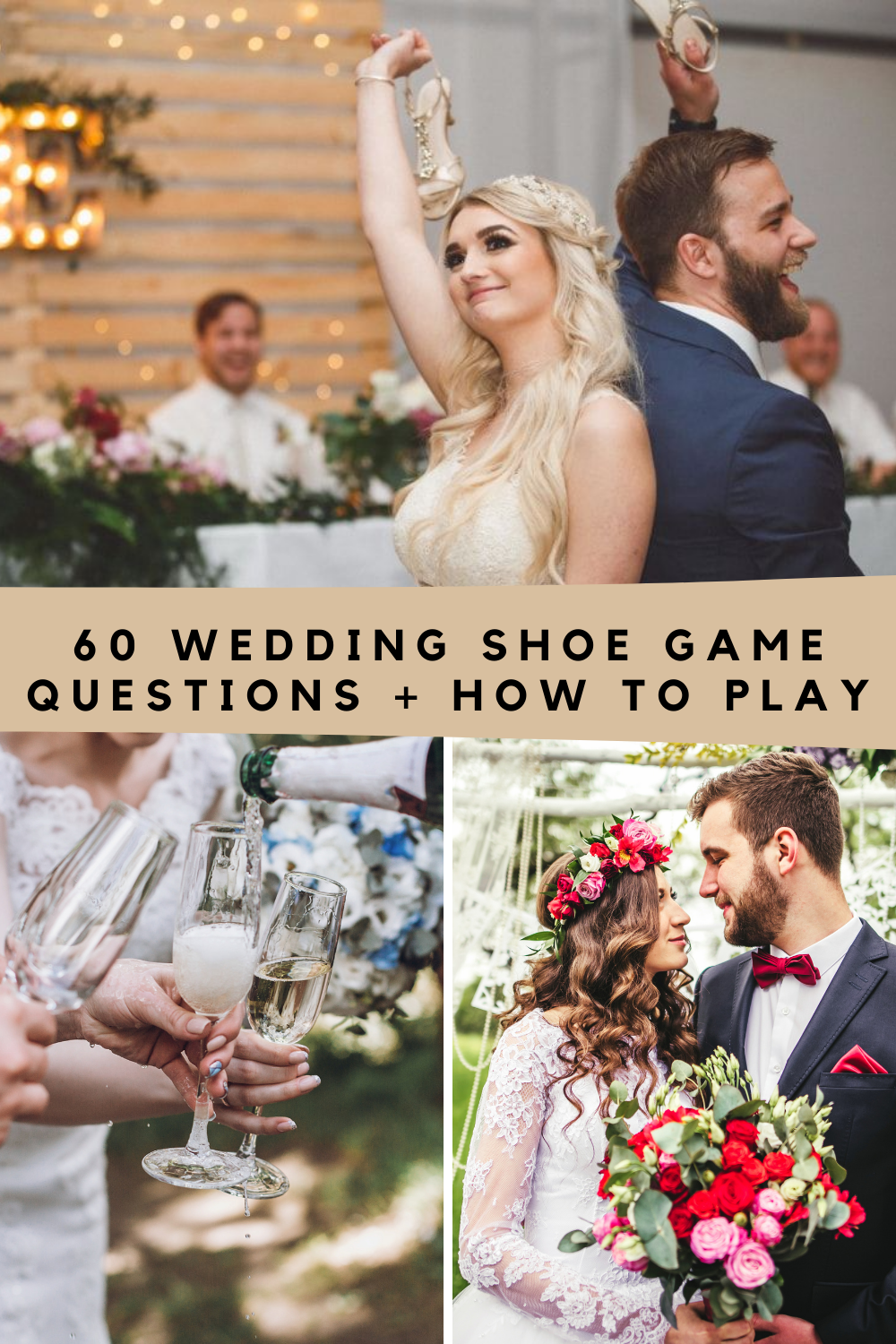 Wedding Shoe Game How To Play