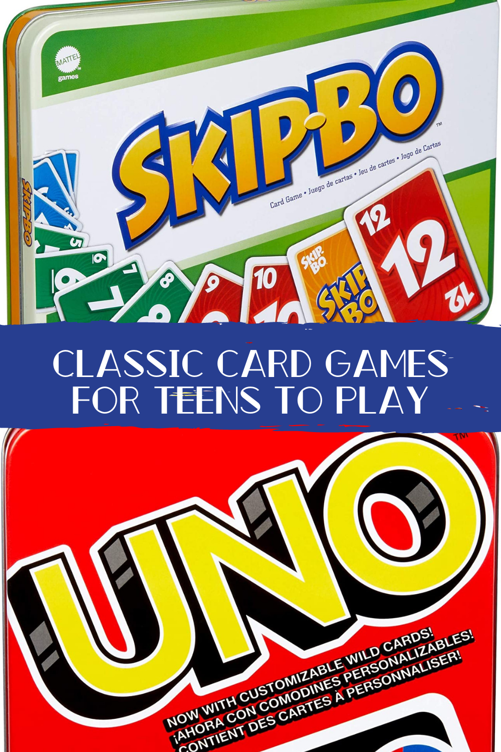 Classic Card Games for Teens