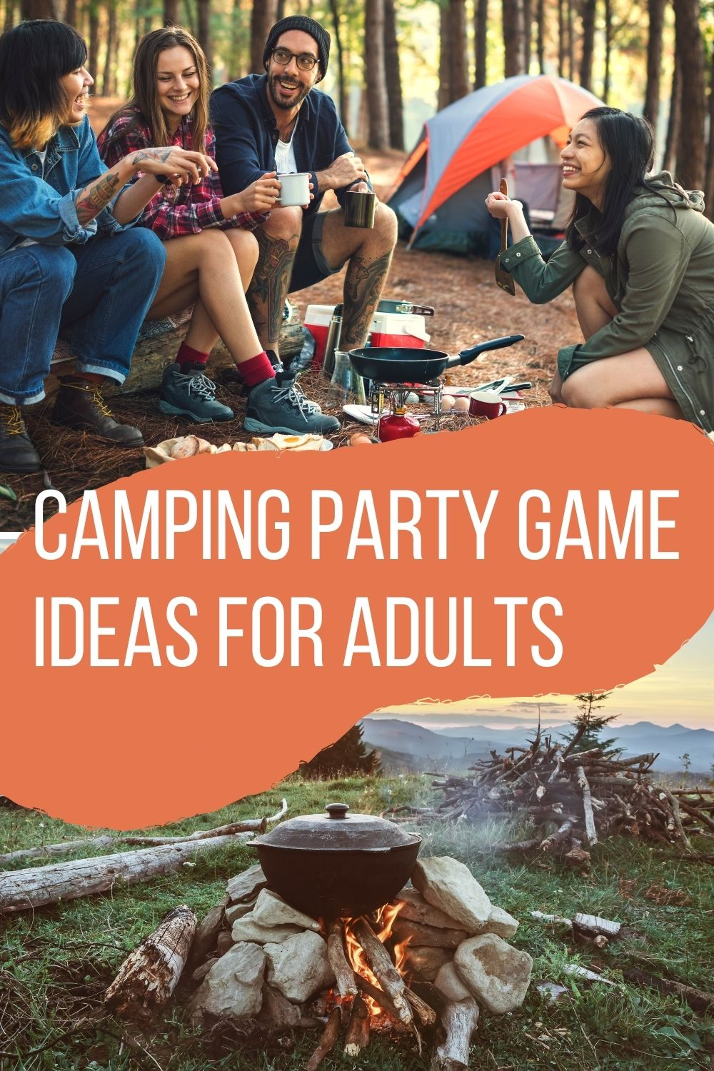 Easy To Bring Along Camping Games for Adults